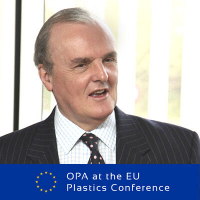 OPA Chairman speaks at EU Plastics Conference